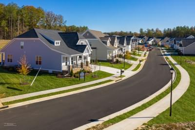 New Homes in Chesterfield, VA