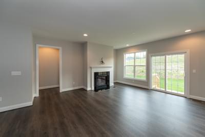 Beverly New Home Floor Plan