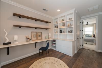 2,873sf New Home in Blacksburg, VA