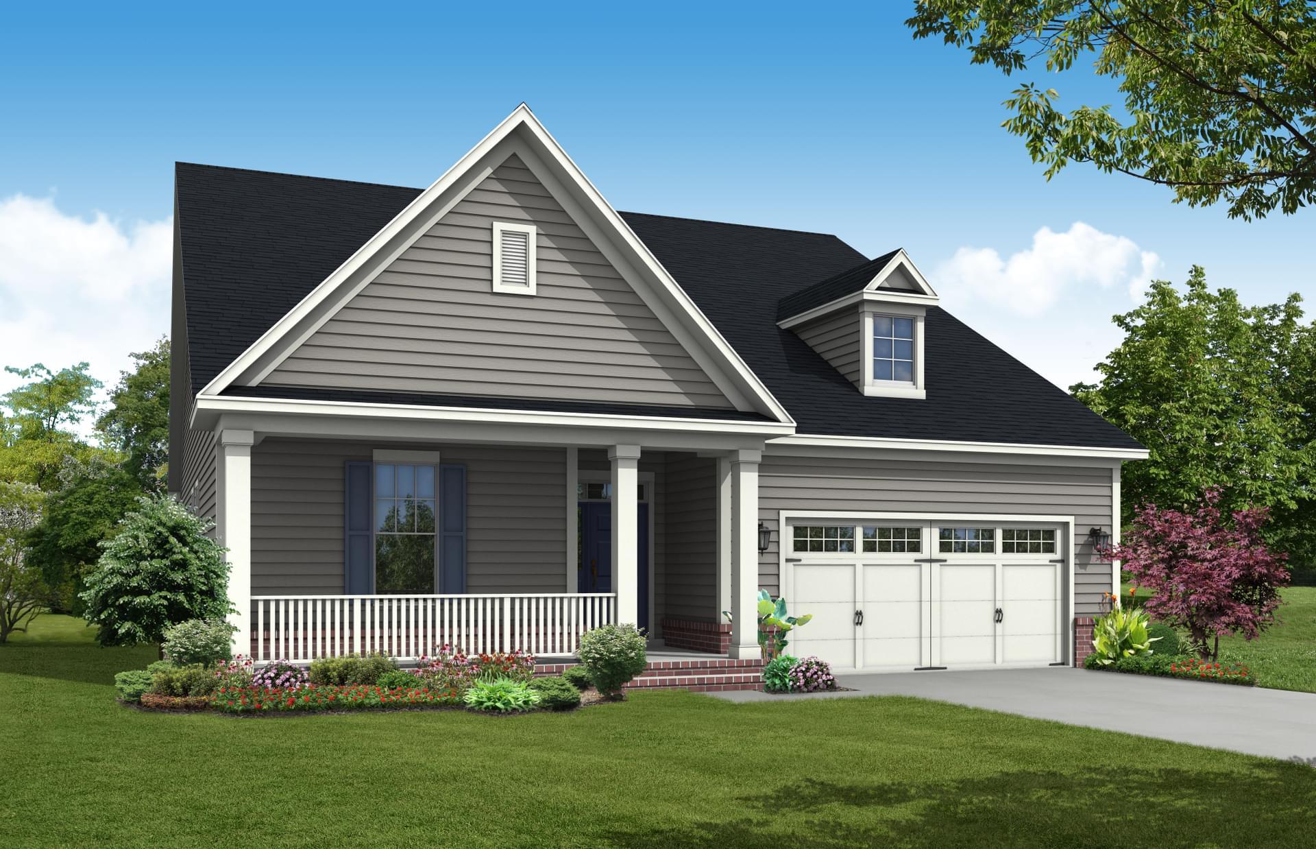 The Corvallis new home in Blacksburg VA