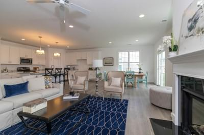 Corvallis New Home in Smithfield, VA