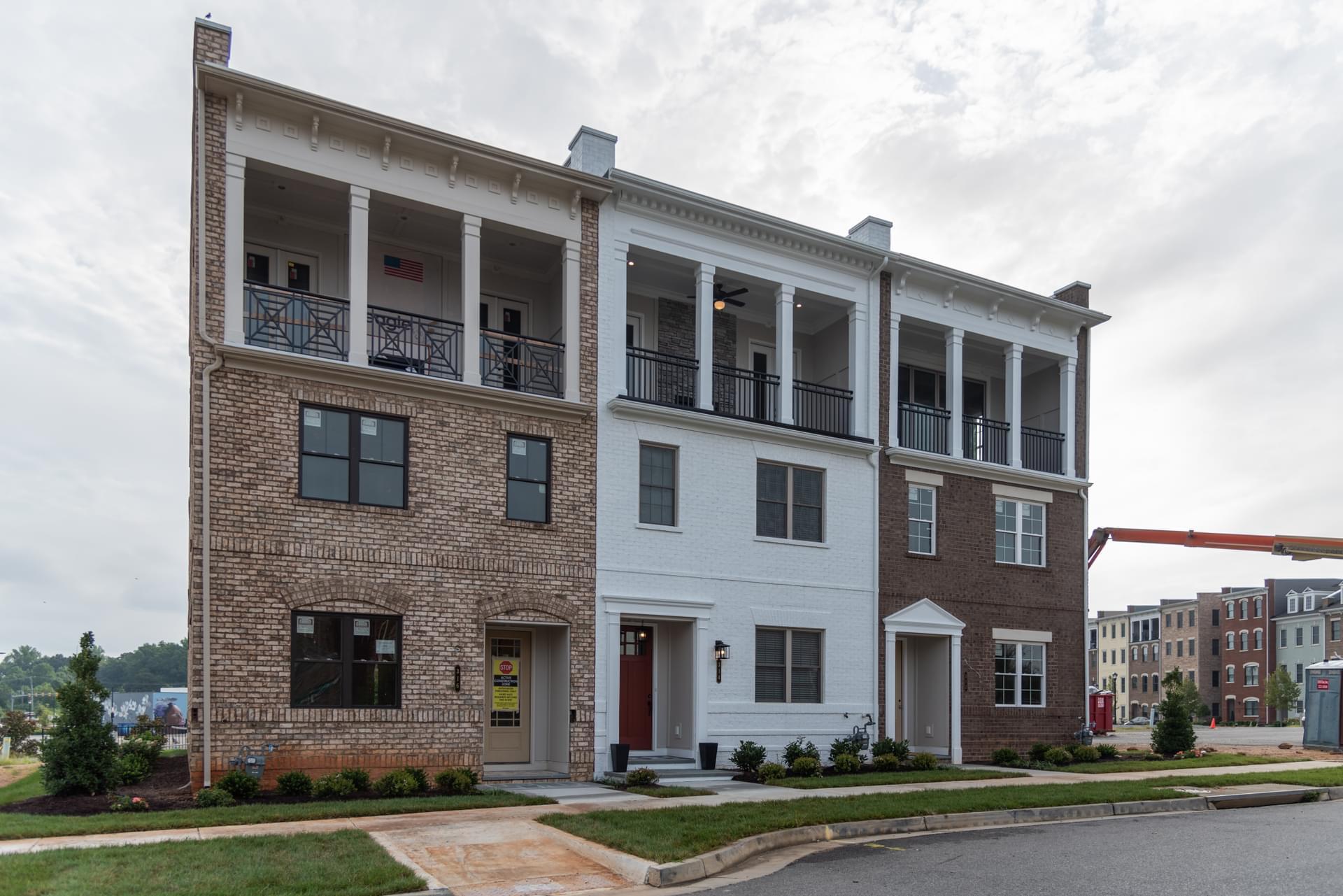 The Davenport New Home Floorplan