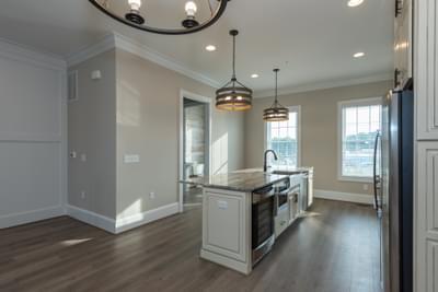 Davenport New Home Floor Plan