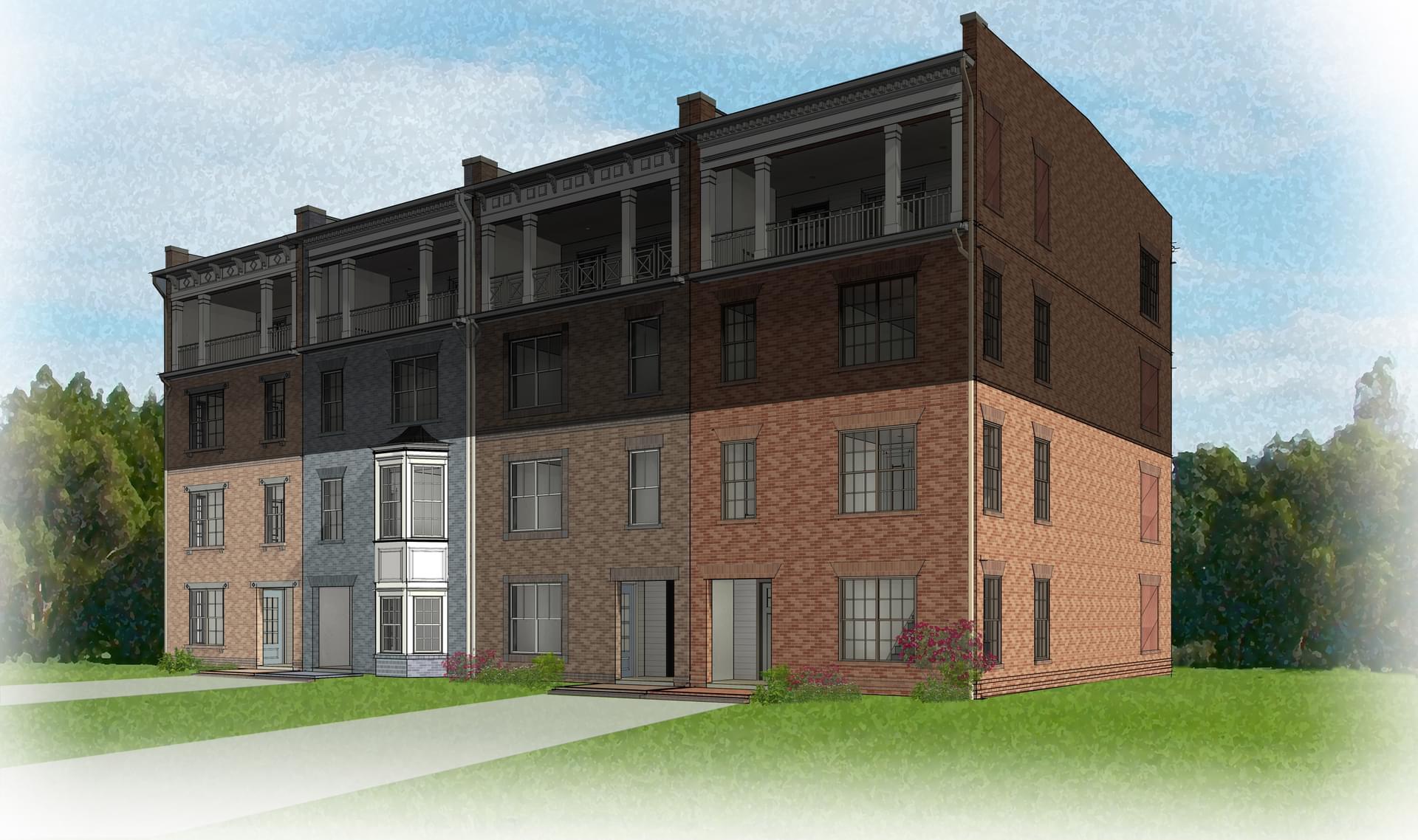 The Arlington new home in Henrico VA