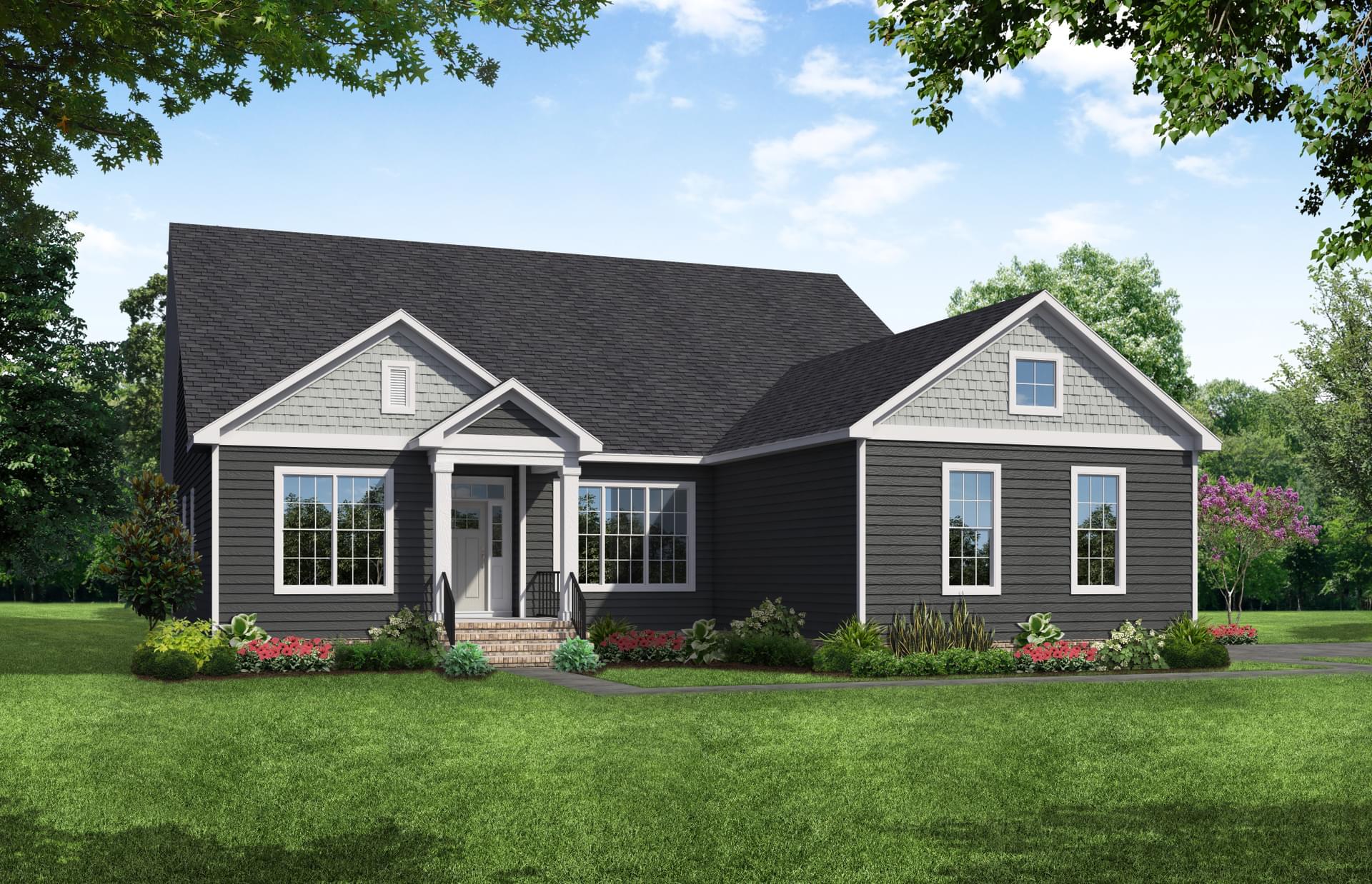 The Wellington II new home in Smithfield VA