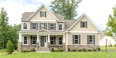 2,641sf New Home in Smithfield, VA