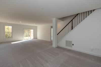 Hartford Terrace New Home Floor Plan