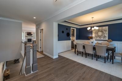 2,918sf New Home in Blacksburg, VA
