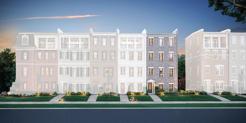 The Malvern new home in Blacksburg VA