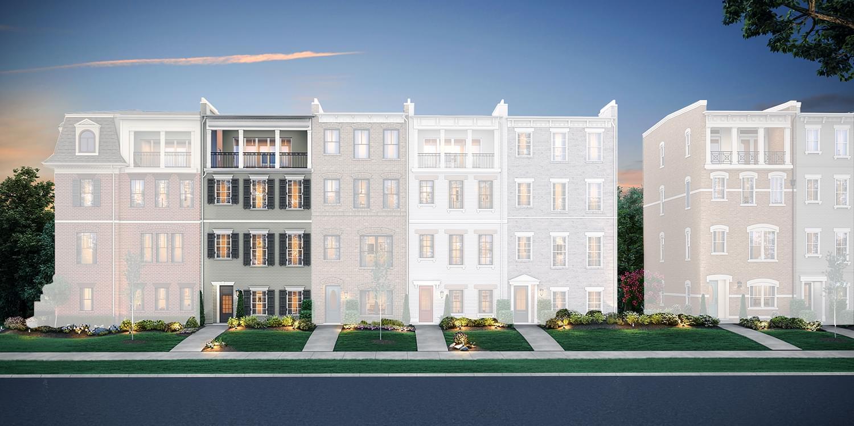 The Westmoreland New Home Floorplan
