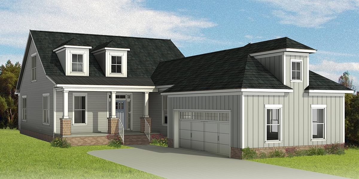 The Stamford New Home Floorplan