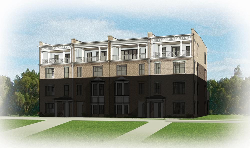 The McKinney New Home Floorplan