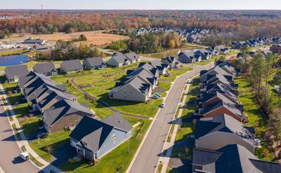 Parkside Village New Homes in Glen Allen, VA