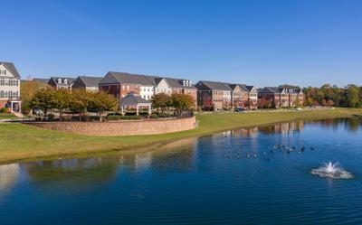 West Broad Village New Homes in Glen Allen, VA