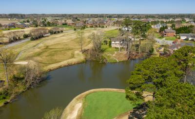 The Parke at Cypress Creek New Homes in Smithfield VA