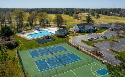 The Parke at Cypress Creek New Homes in Smithfield, VA