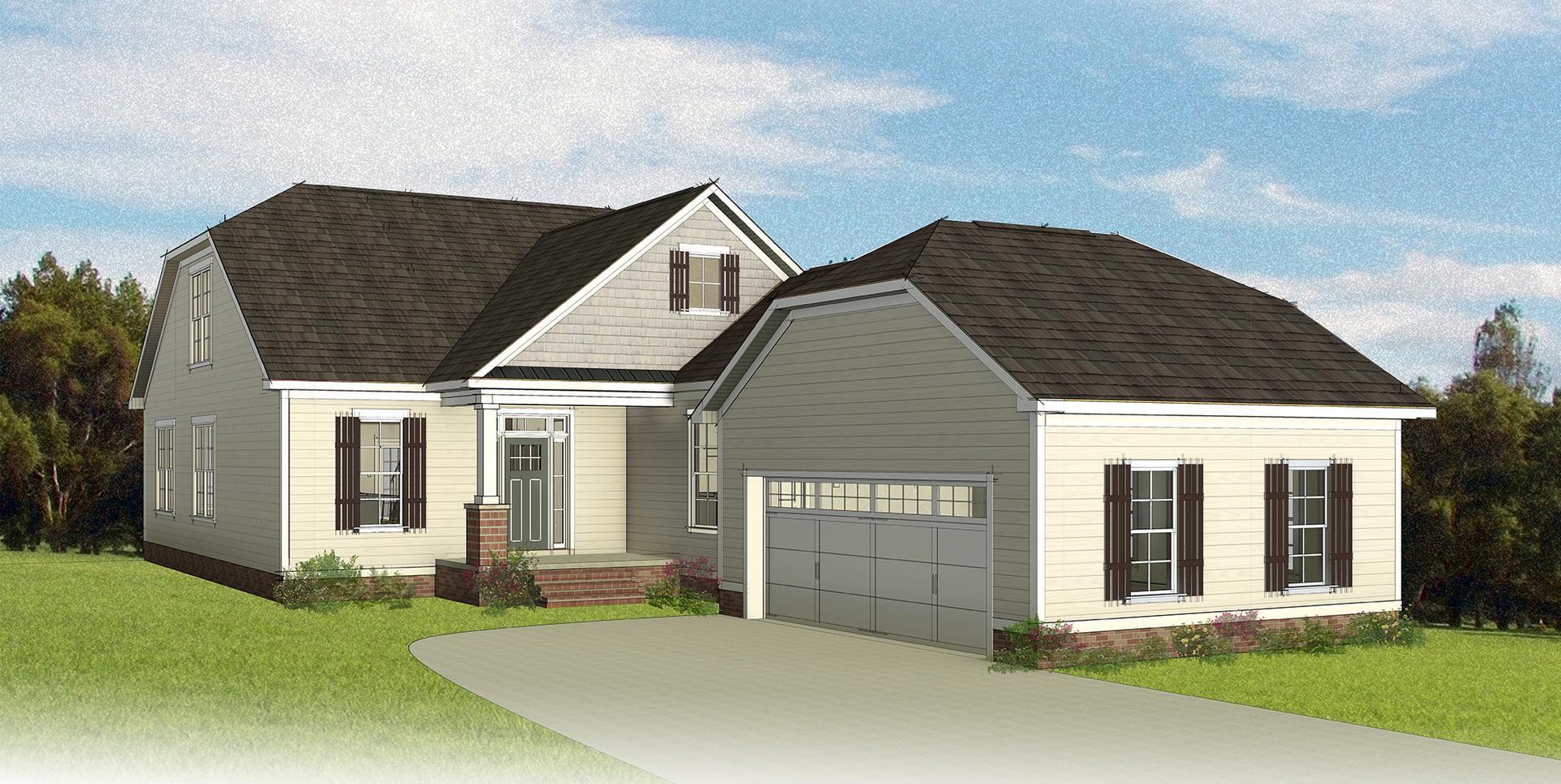 The Acton New Home Floorplan
