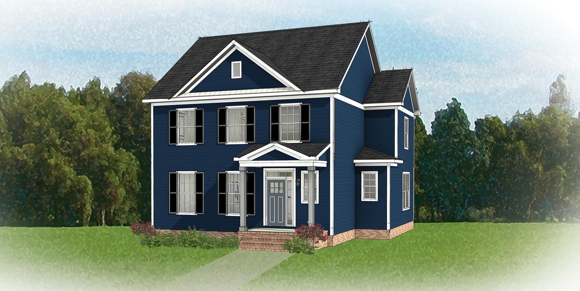The Grayson new home in Ashland VA
