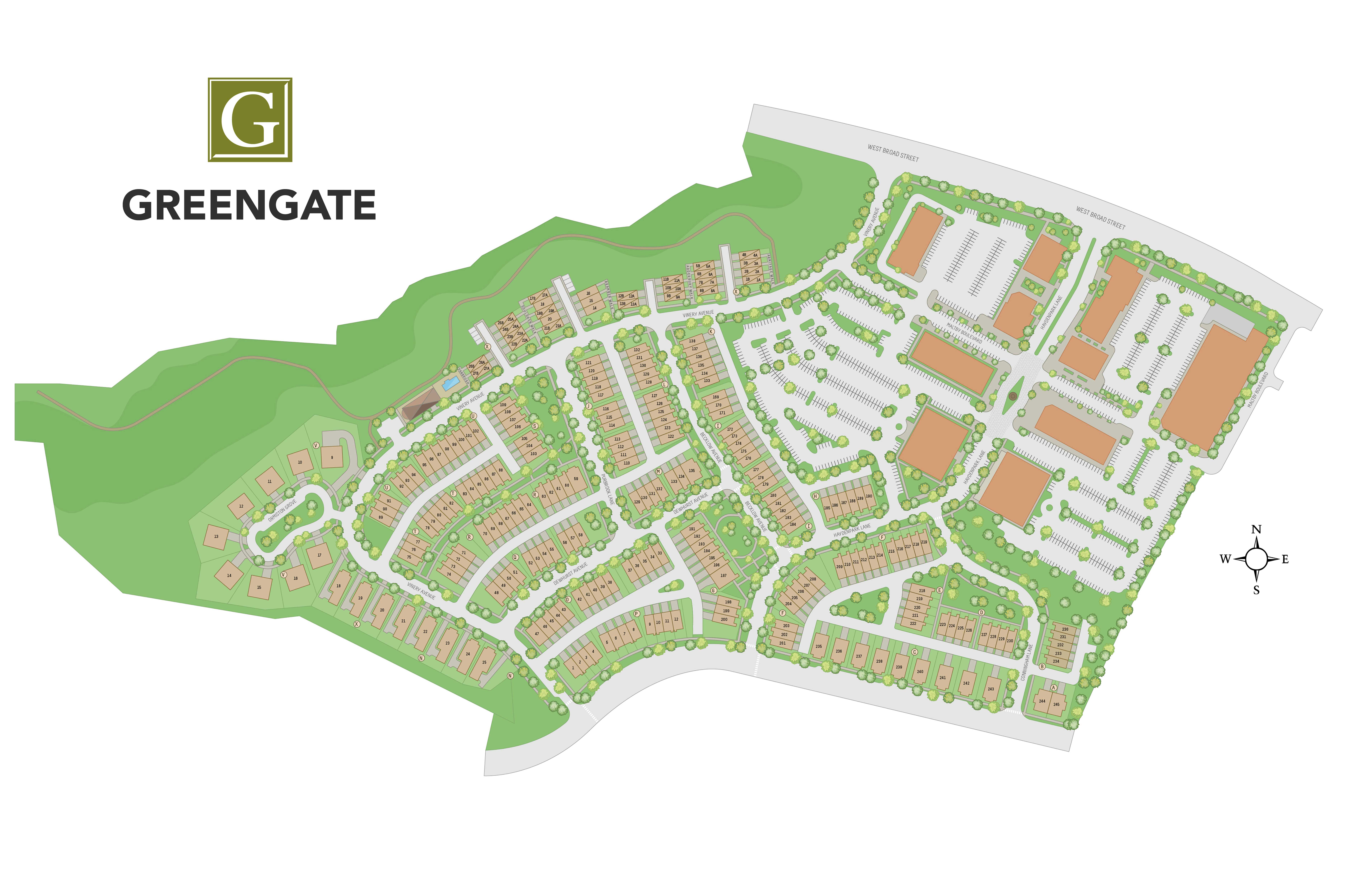 Henrico, VA GreenGate New Homes from Eagle Construction