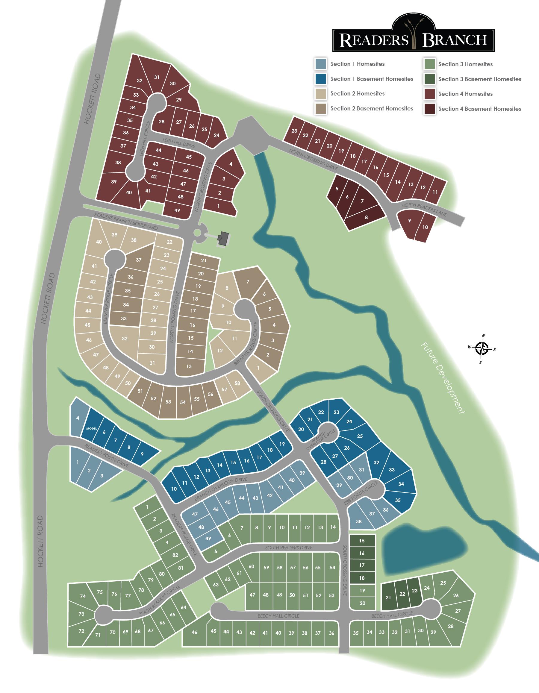 Manakin-Sabot, VA Readers Branch New Homes from Eagle Construction