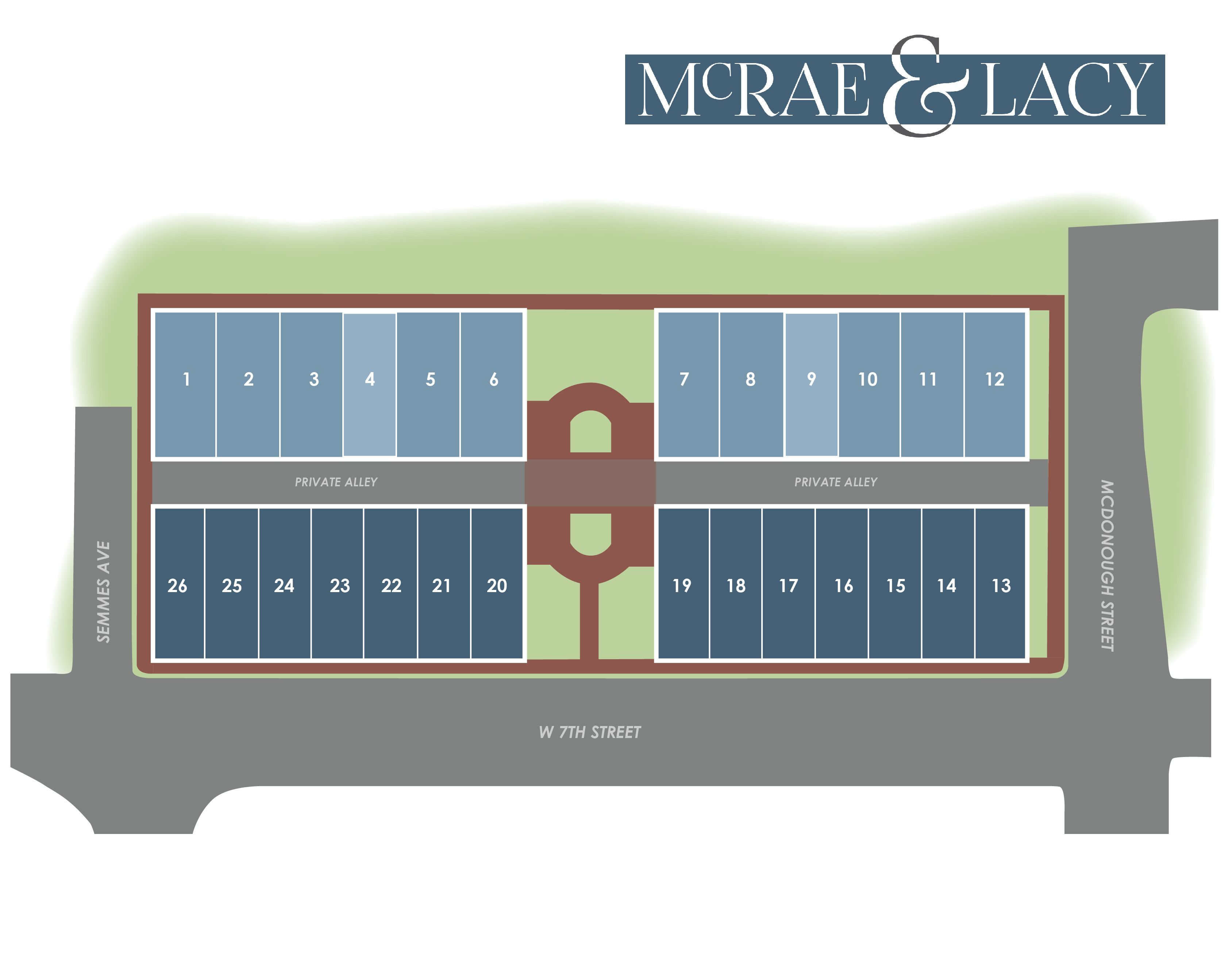 Richmond, VA McRae & Lacy New Homes from Eagle Construction